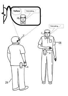 Microsoft emotion detecting eyewear