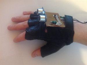 Sensei Prototype Glove