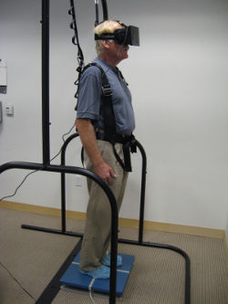 Virtual Reality - Glaucoma