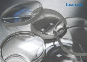 Luxexcel 3D printed prescription glasses
