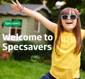 Specsavers Welcome