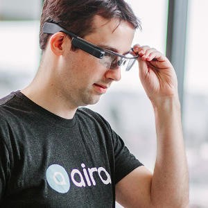 aira smart glasses