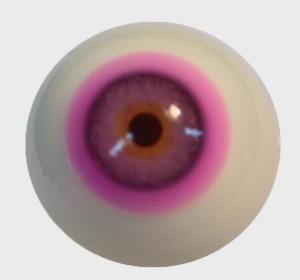 eye contact lens
