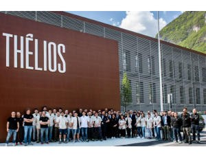 inauguration thelios