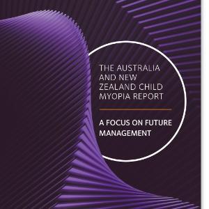 ANZ Child Myopia Report