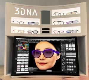 Compact 3DNA Kiosk