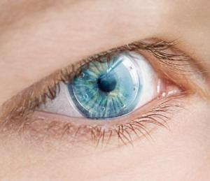 Fraunhofer IAP Contact Lenses