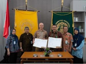 LEI Collaboration Indonesian Unis