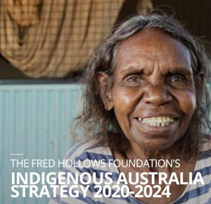 indigenous Australia strategy