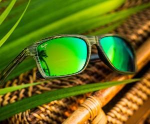 Maui Jim - green