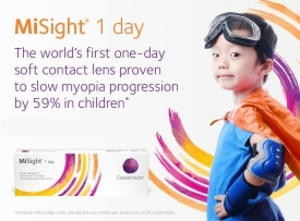 MiSight Contact Lenses