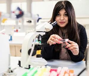 Researcher Haider
