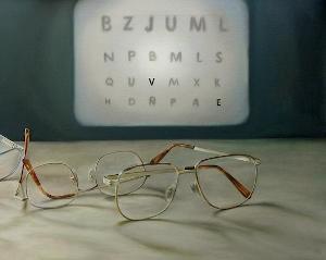 glasses and myopia