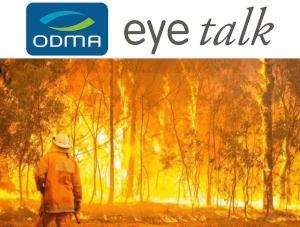 ODMA Eyetalk Bushfire Appeal