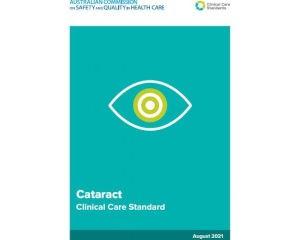 cataract clinical care standard