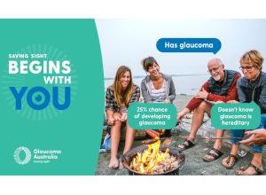 Glaucoma Australia - Campaign