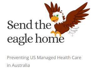 send the eagle home