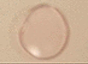 tinted contact lens