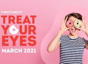 treat your eyes campaign