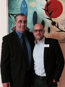 Intel and Luxottica CEO