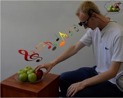 EyeMusic Device