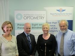 Mobile Eye Care Service Launch