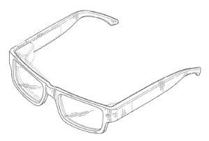 New Google Glass Patent