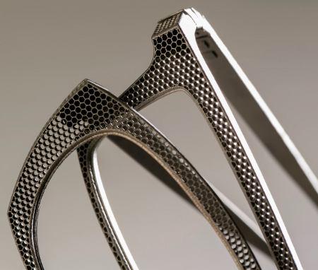 Titanium 3D Printed - Hoet Eyewear