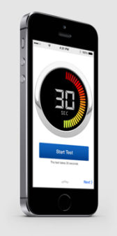 Zeiss Digital Eye Strain Test App